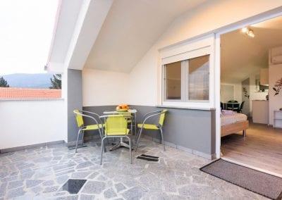 Studi apartman SA 1 (2)
