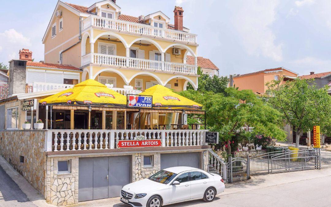 Apartmani Milić, Gornji Karin