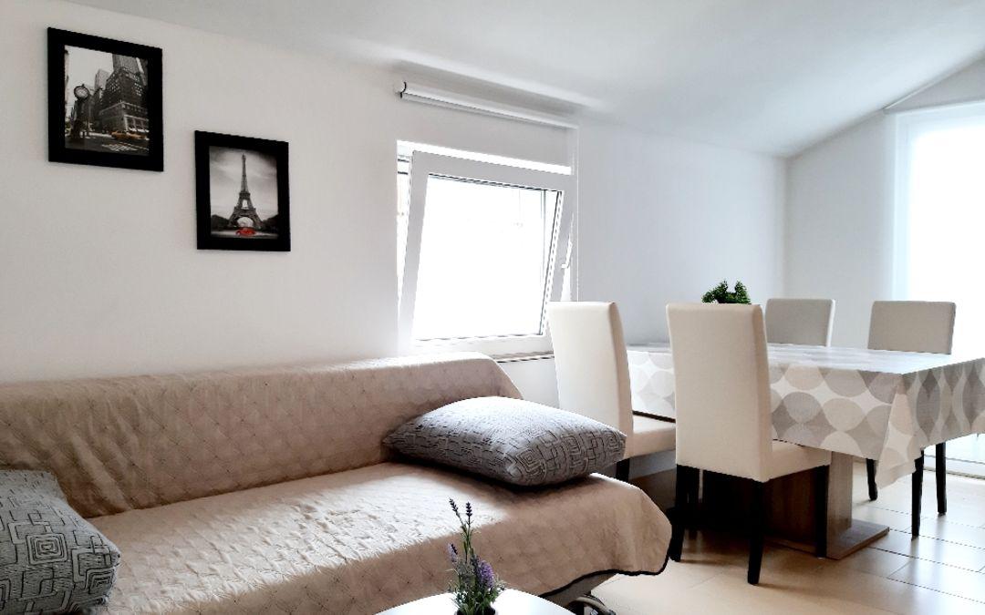 Apartmani Majetić, Gornji Karin