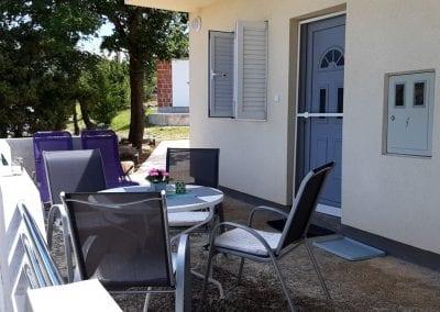 Apartman Danica, Meka Draga, okolica Zadra