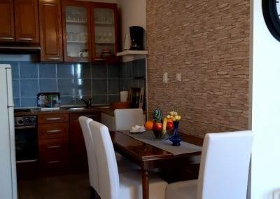 Apartman Danica - kuhinja
