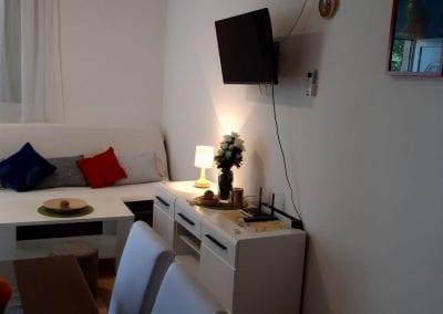 Apartman Danica, Meka Draga, okolca Zadra